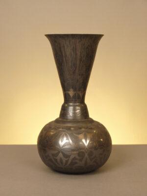 Vaso in Ottone Cesellato #1641