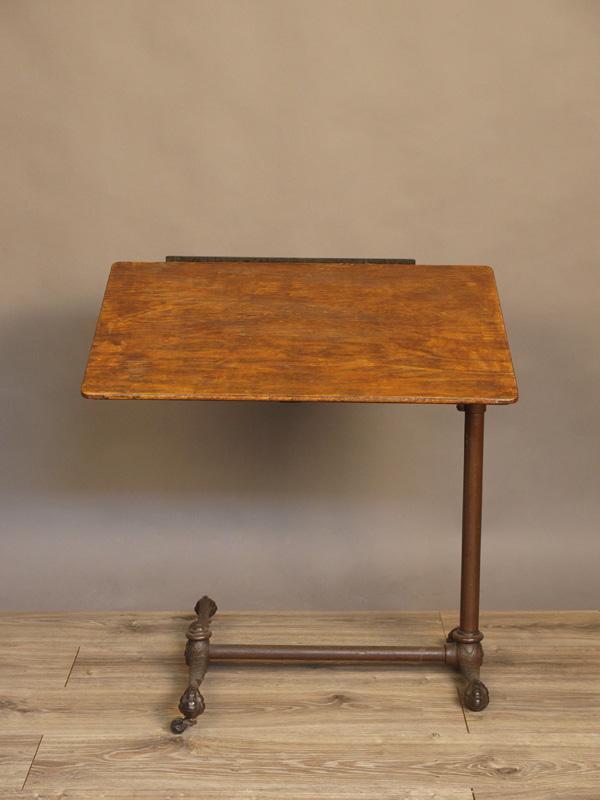 Tavolino Servomuto in Ferro #1734