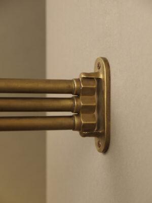Porta Salviette in Ottone #2570