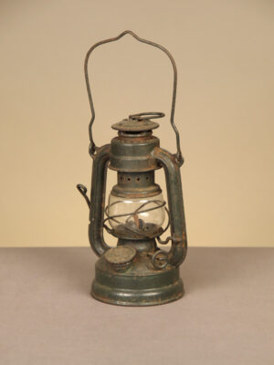 Lanterna in Ferro #998