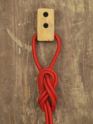 Cavo Tondo Rosso 3x0,50 #CTN03