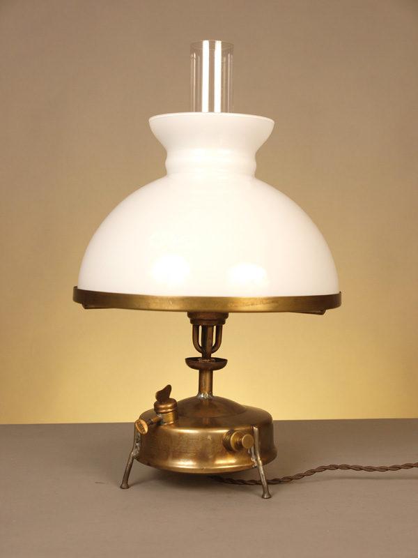 Lampada Da Tavolo In Ottone 1471 Muselli Officineluce