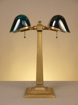 Lampada da Tavolo in Ottone #1475