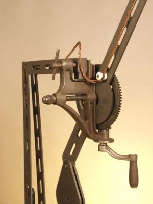 Lampada da Tavolo in Ferro #1676