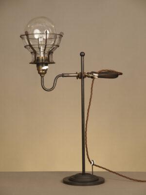 Lampada da Tavolo in Ferro #1978