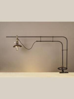 Lampada da Tavolo in Ferro #2503
