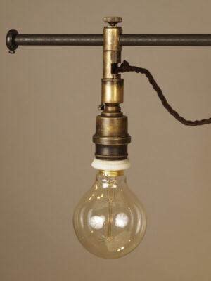 Lampada da Tavolo in Ferro #2504