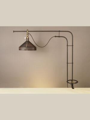 Lampada da Tavolo in Ferro #2505