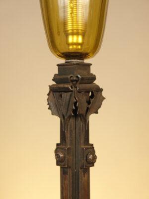 Lampada da Tavolo in Ferro #763