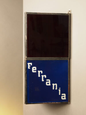 "Applique ""Ferrania"" #2640"