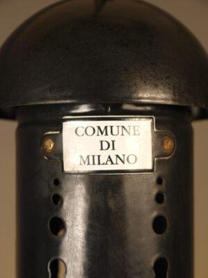"""Lampione Stradale """"Comune di Milano"""" #337"""