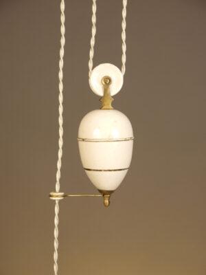 Saliscendi in Ceramica #1618