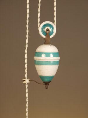 Saliscendi in Ceramica #1620