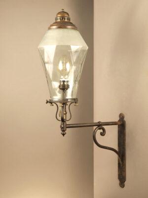 Lanterna con Braccio in Ferro #2735