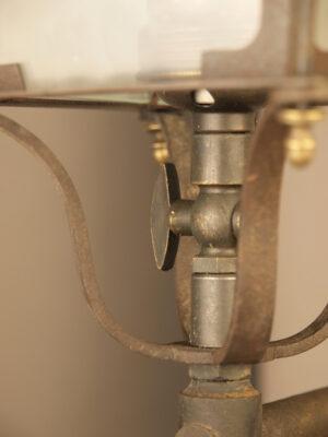 Lanterna con Braccio in Ferro #2737