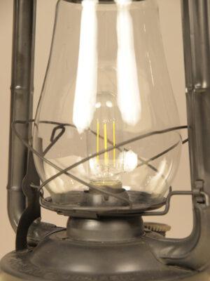 Lanterna in Ferro Elettrificata #3118