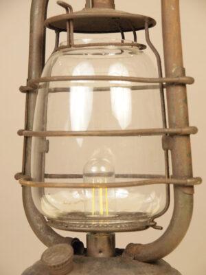 Lanterna in Ferro Elettrificata #3286