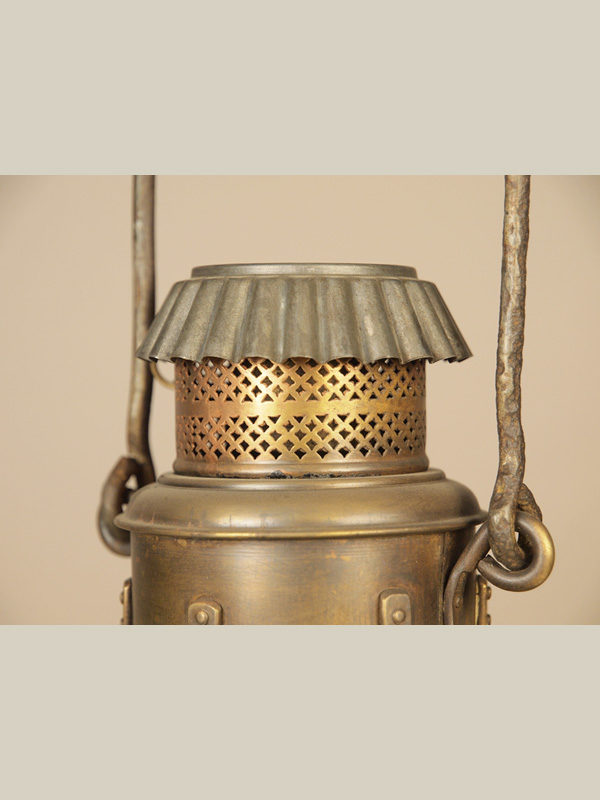 Lanterna in Ottone #3290