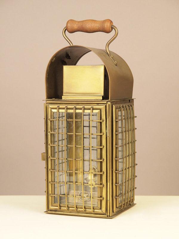 Lanterna in Ottone #3295
