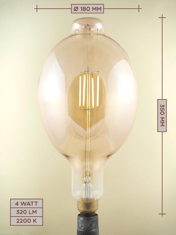Lampadina a Filamento BIGLED06