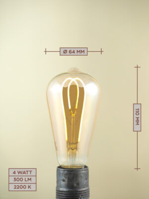 Lampadina a Filamento LED05