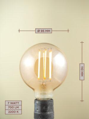 Lampadina a Filamento LED07