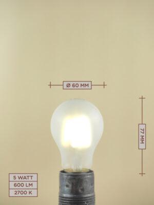 Lampadina a Filamento LED15