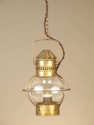 Lanterna a Sospensione in Ottone #3308