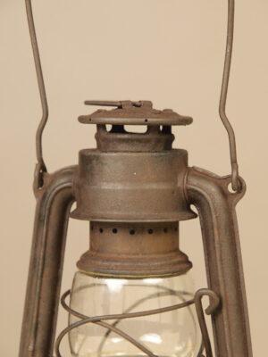 Lanterna in Ferro Elettrificata #3334