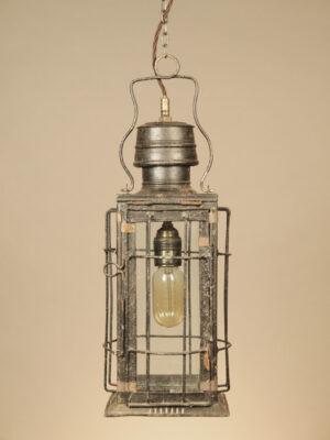Lanterna a Sospensione in Ferro #3358
