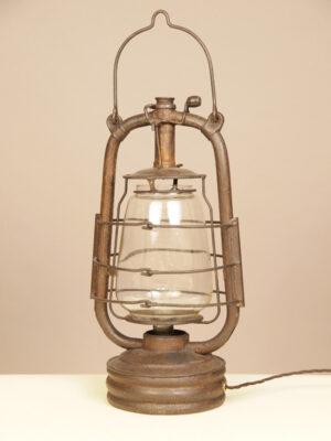 Lanterna in Ferro Elettrificata #3361