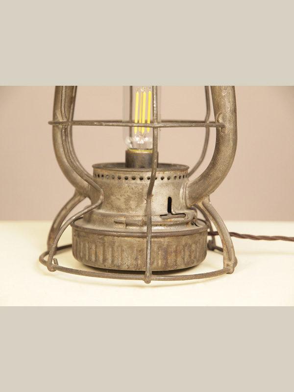 Lanterna in Ferro Elettrificata #3364