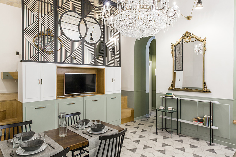 Casa Moreno - Muselli OfficineLuce