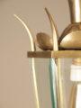 Lanterna a Sospensione in Ottone #3455