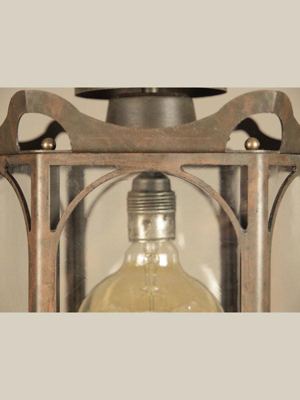 Lanterna a Sospensione in Ferro #3640