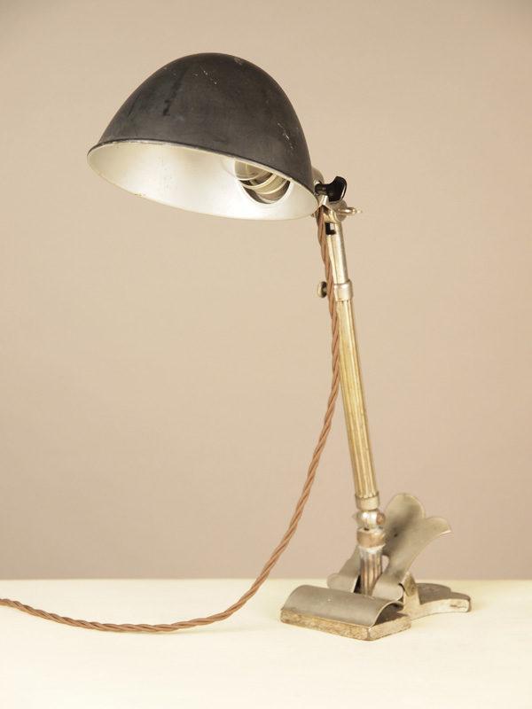 Lampada da Tavolo con Molla #3657